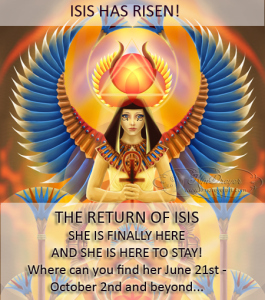 ISISHASRETURNED